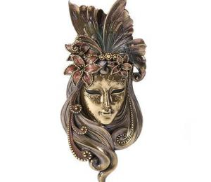 Venetian Mask Small, Hand Crafted