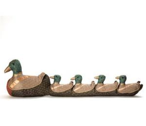 Dora Designs Maisy Mallard Snr Duck Traditional Draught Excluder