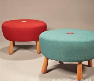 Decortie Dodue Pouf,