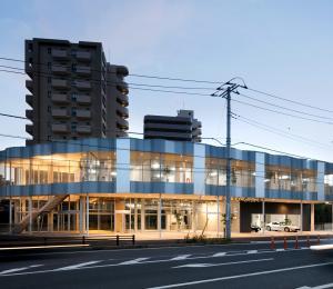 Auto Cafe Building