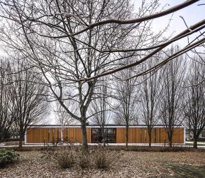 Freestanding Care Pavilion ' de Kwikstaart'