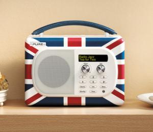 Win! Pure's new celebratory special-edition Union Jack digital radio