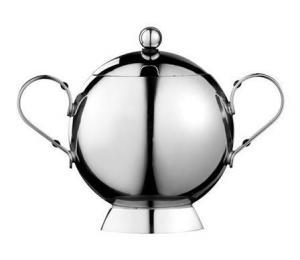 Nick Munro Sunfish Sugar Bowl and Spoon
