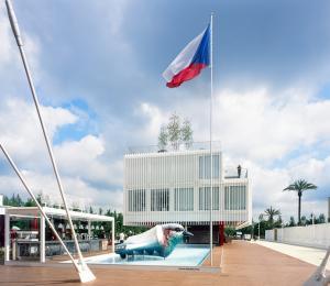 Czech pavilion EXPO 2015 Milan