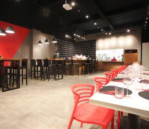 Restaurant Design for Nordica Lo
