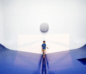 Serbian Pavilion at the 2016 Venice Biennale