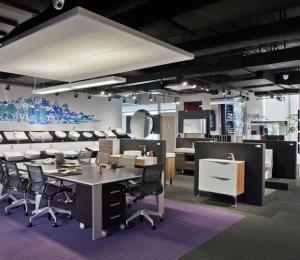 Showroom y Oficinas Gravita
