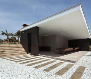 Tectum. Summer Pavilion by Raul Garcia Studio + Javier Garcia Sanchez Arquitectos