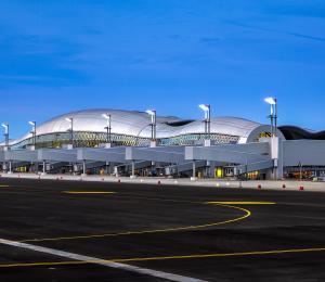 New Passenger Terminal at Franjo Tudman International Airport Zagreb