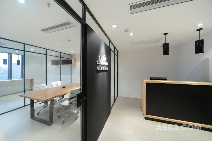 Albini office design in shanghai for Office design works