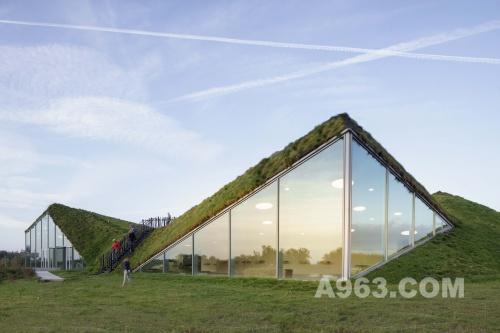 Biesbosch博物馆岛屿