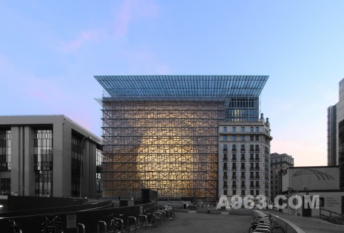 Europa - New headquarters of the Council of the European Union