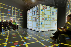 Renewed House of Mondrian