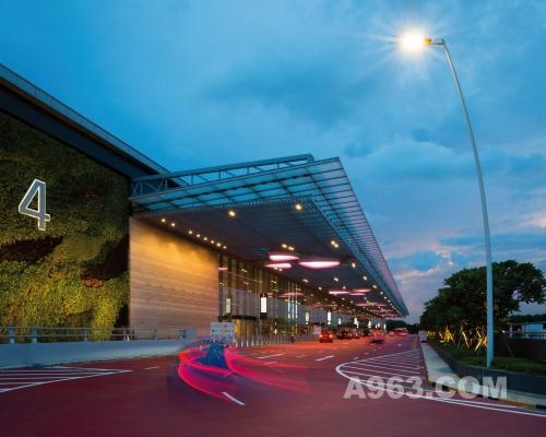 Terminal 4, Changi Airport