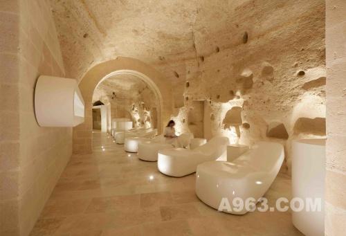 Matera Aquatio Cave Luxury Hotel & Spa