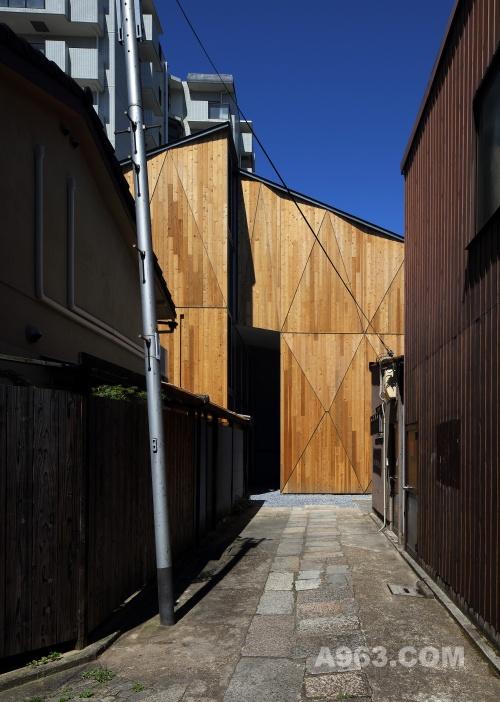 KIZUNAYA building